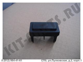 Заглушка выключателей (центральной консоли) для Lifan X60 S3750511