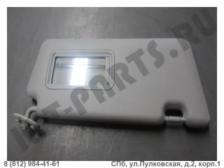 Козырек солнцезащитный правый для Lifan X60 S8204200B32