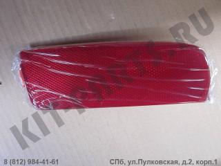 Катафот (светоотражатель) заднего бампера левый для Geely Emgrand X7 NL4 1017029678
