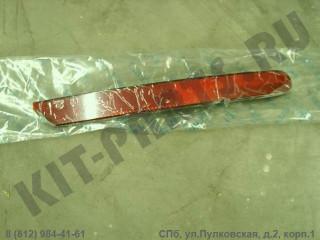 Катафот (светоотражатель) заднего бампера левый (хэчбэк) для Geely Emgrand EC7 1067002040