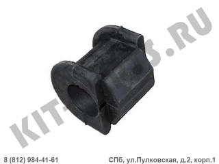 Втулка (подушка) переднего стабилизатора правая для Lifan Smily, Smily New F2906341