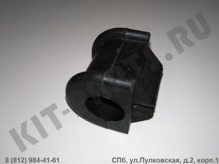 Втулка (подушка) переднего стабилизатора для Lifan Smily, Smily New F2906351