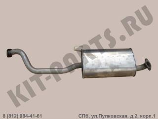 Глушитель для Great Wall Hover H5 1201100K08B1