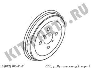 Барабан тормозной для Geely GC6, Geely MK, Geely MK Cross 1014001815