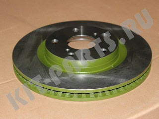 Диск тормозной передний для Geely Emgrand X7, Geely Emgrand X7 NL4 1014011607