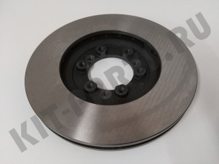 Диск тормозной передний для Great Wall Hover H5 3103102K02