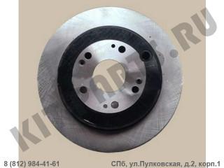Диск тормозной задний для Haval H6 3502012XKZ16A