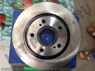Диск тормозной задний для Lifan Myway PBA3502110